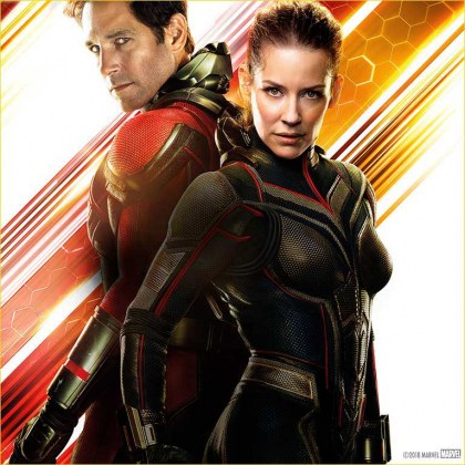 "Blockbuster-Preview: ""Ant-Man and the Wasp"""